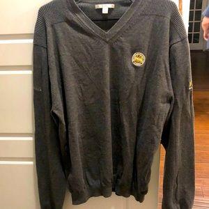 Cutter & Buck PGA logo V-Neck Sweater